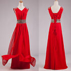 FREE SHIP SALE Party Ball Gown Prom Long Bridesmaids Evening Graduation Dresses