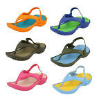 Boys Crocs flip flop synthetic sandal Kids Athens