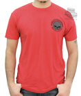 Harley-Davidson Distressed Mens Willie G Skull Red Heather Short Sleeve T-Shirt