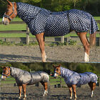 PONY HORSE FLY ECZEMA COMBO RUG SWEET ITCH BREATHABLE SUMMER BLANKET ALL SIZES