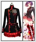 Anime D.Gray-man Lina Li Black Red Complete Cosplay Costume Fancy outfit  GRGR