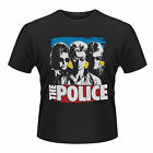 THE POLICE - GREATEST HITS - OFFICIAL MENS T SHIRT