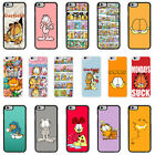 Garfield Case Cover for Apple iPhone 4 4S 5 5S 6 Plus - 45