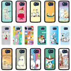 Moomins Cartoon Case Cover for Samsung S3 S4 S5 S6 - 41
