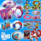 Kids SWIMMING Armbands Water Wings Beach Ball HELLO KITTY DISNEY FROZEN Cars2 +