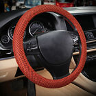 """Brown3D 38cm 15"""" The new No smell Eva Rubber 3D Car Steering Wheel Cover holder"""