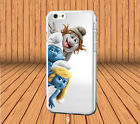 The Smurfs for iPhone 6 6+ 4S 5/5S 5C Samsung S3/4/5/6/6 edge  Note 2/3/4 Case