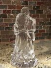 WATERFORD CRYSTAL BRIDE AND GROOM FIGURINE