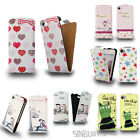 NEW STYLISH LEATHER FLIP CASE COVER FOR APPLE IPHONE 6 ★FREE SCREEN PROTECTOR★