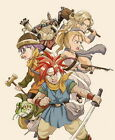 "029 Chrono Trigger - Role Playing Video Game 14""x17"" Poster"