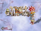 "032 Chrono Trigger - Role Playing Video Game 19""x14"" Poster"