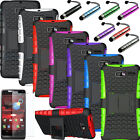 Grenade Grip Rugged Skin Hard Case Cover Stand For Motorola Droid Razr-m Xt907