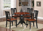 Antique 3 Pieces kitchen dining set-small kitchen table and 2 kitchen chairs