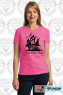 PINK Pirate Bay T Shirt - torrent filesharing mininova demonoid - SMALL-5X