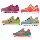 New Balance WL574 B Womens Retro Lifestyle Running Shoes Casual Sneakers Pick 1
