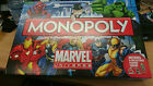 RARE! MARVEL UNIVERSE MONOPOLY COLLECTORS SPECIAL EDITION BOARD GAME - CLEARANCE
