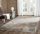 Grey / Multi Safavieh Power Loomed Valencia Area Rugs - VAL108C