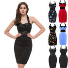 NEW VINTAGE STYLE 1950'S 60'S ROCKABILLY RETRO WIGGLE PENCIL PIN UP PARTY DRESS