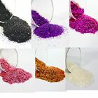 Large Sparkly Craft Glitter Shaker Tub for Kids Non-toxic 250g 0.40 Hex Flakes