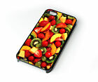 NEW Summer Fruit Funky Funny Hard Phone Case For Apple Iphone Serie 4 5 5C 6