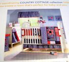 NWT Bananafish Country Cottage Nursery MOBILE or DIAPER STACKER or VALANCE