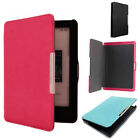 For Kobo Glo Ultra Slim PU Leather Skin Auto Sleep Leather Stand Case Cover