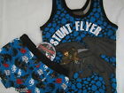 HOW TO TRAIN YOUR DRAGON Licensed singlet tank vest & trunks set NEW sizes 3-8