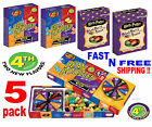 Harry Potter Candy + Spinner Game gift Box + Bean Boozled jelly belly # 5 PACK