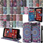 For Motorola Droid MAXX XT1080M Flip Wallet LEATHER POUCH Case Phone Cover + Pen