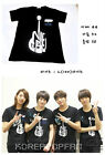 C.N.BLUE CNBLUE BOICE BLACK TEE T-shirt KPOP NEW