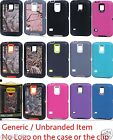 New Defender Camo Case & Belt Clip Holster For Samsung Galaxy S5