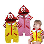 Halloween Babygrow Baby Outfit, Famous Mcdonald Fancy Costume for any Party 3-18
