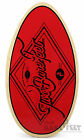 Two Bare Feet Original Boarding Co Skimboard 37 inch Wooden Skimmer