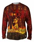 """Yizzam - """"The Pit and the Pendulum""""-  New Mens Long Sleeve Shirt"""