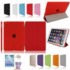 ULTRA THIN MAGNETIC LEATHER SMART CASE COVER STAND FOR APPLE iPAD 6 / iPAD AIR 2