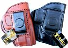 TAGUA LEATHER REINFORCED MOUTH RH (ITP IWB CCW) CLIP IN INSIDE PANTS HOLSTER