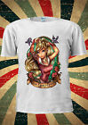Disney Princess Sleeping Beauty Aurora Red T Shirt Vest Top Men Women Unisex 129