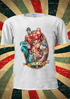 Disney Princess Ariel Little Mermaid Tatto T Shirt Vest Top Men Women Unisex 137