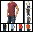 New Hollister by Abercrombie Men Must Have V Neck Tee Shirt Slim Fit Size S M L