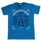 Queensberry Rules, Mens Boxing or Martial Arts T Shirt