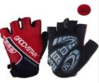 2015 New Cycling Bicycle Motorcycle MTB Antiskid GEL Silicone Half Finger Gloves