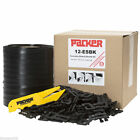 12mm Pallet Strapping & Plastic Buckle Kit Warehouse Secure