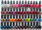 NEW OPI Nail Polish Lacquer 15 mL Assorted Colors Choose Your Color
