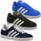 New Adidas Original Gazelle 2 Suede Mens Fashion Casual Lace Up Shoes Trainers