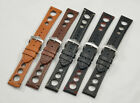 HIRSCH RALLY  New Model 2015  24, 22, 20, 18mm NEW! * Watch Straps *