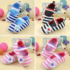 Canvas Baby Shoes Soft Sole Learn Walking Baby Toddler Shoes Fit 3-12 month