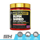 BSC HYDROXYSHRED THERMOGENIC PRE WORKOUT - 300g / 60 SERVES - FAT LOSS