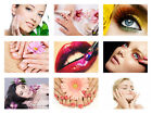 Poster for Beauty Salon, Make up, Manicure, Pedicure, Eye Collage Print Poster