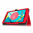 """Folio PU Leather Cover Stand Case For 8"""" Nextbook Ares 8/Nextbook Flexx 8 Tablet"""