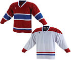 Warrior KH130 Hockey Jersey - Montreal Canadiens - Sr $21.99 USD on eBay